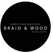 Shop Home & Garden at BRAID & WOOD Design Studio