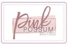 Shop Clothing at Pink possum