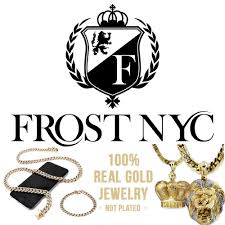 FrostNYC - SAVE! Frost NYC Jewelers Free Expedited Shipping on all orders! Shop now and Save big on real gold jewelry.