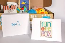 Fun In The Box - Spin to win when you sign up with your email!