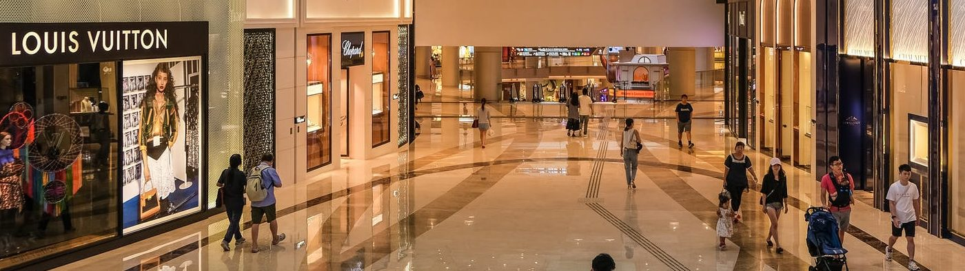 Shopping Malls Stores